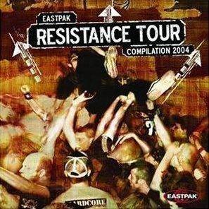 Eastpak Resistance Tour 2004 CD