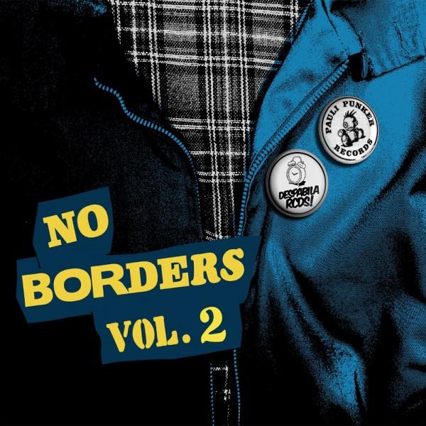 No Borders Vol. 2 Triple CD Digipak