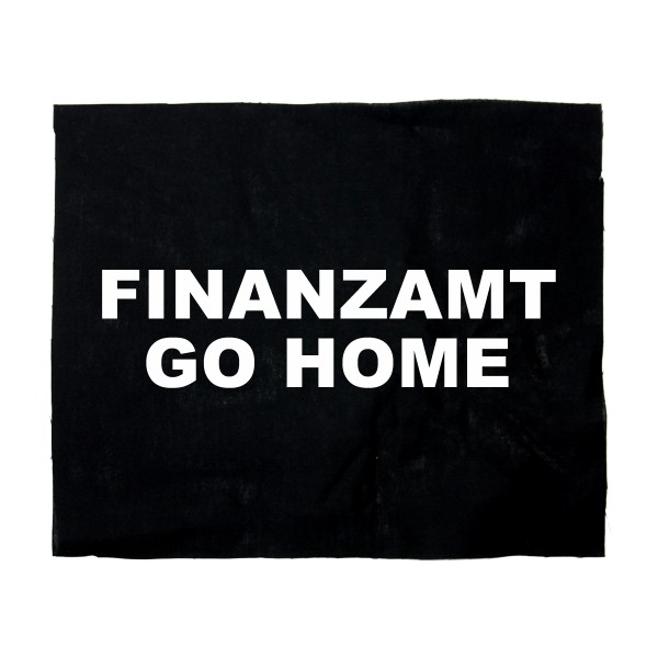 Finanzamt go home Backpatch
