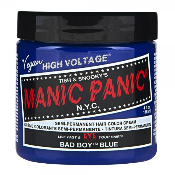 Bad Boy Blue Manic Panic Cream Haarfarbe
