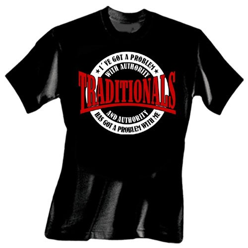 Traditionals - Authority T-Shirt