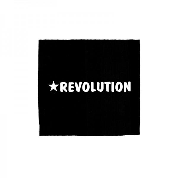 Revolution Aufnäher
