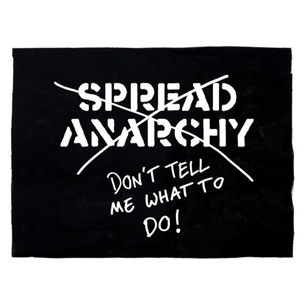 Spread Anarchy Aufnäher