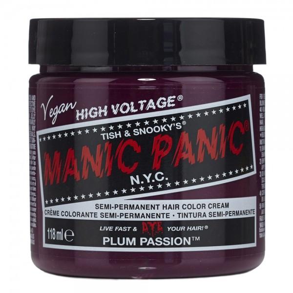 Plum Passion Manic Panic Cream Haarfarbe