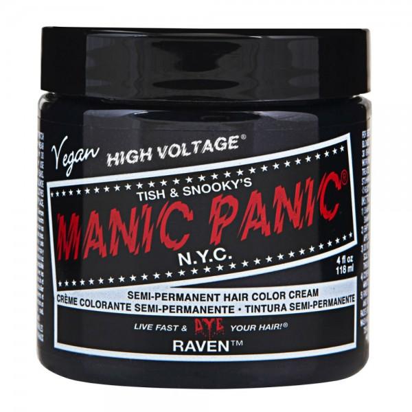 Raven Manic Panic Cream Haarfarbe