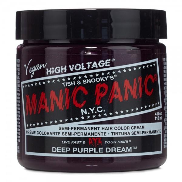 Deep Purple Dream Manic Panic Cream Haarfarbe