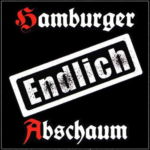 Hamburger Abschaum - Endlich CD