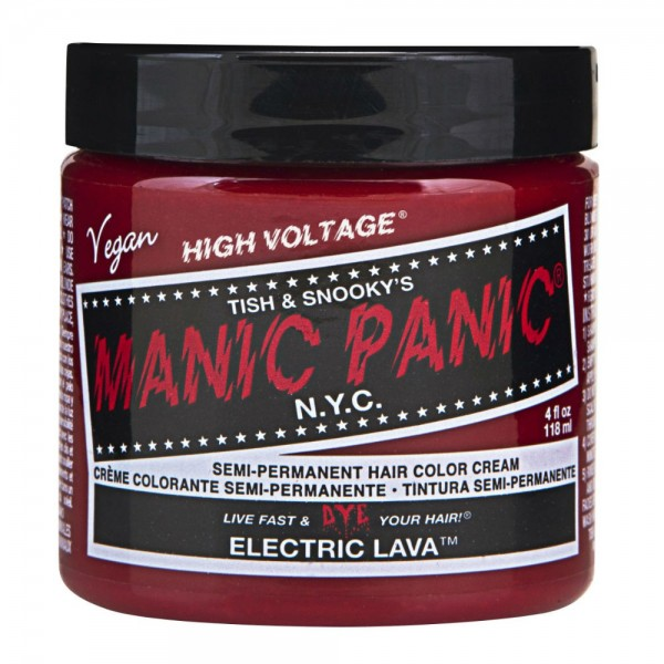 Electric Lava Manic Panic Cream Haarfarbe