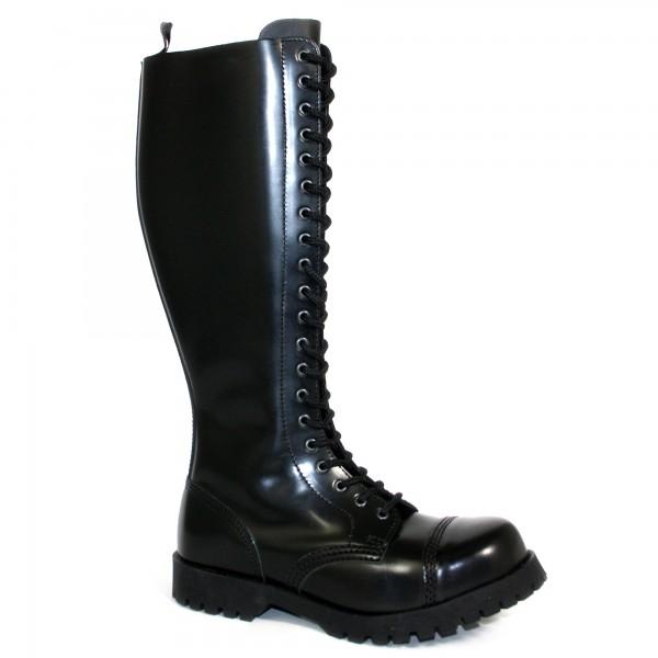 Boots & Braces 20-Loch schwarz