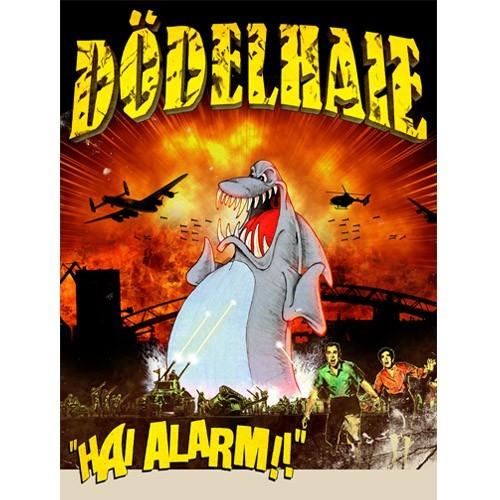 Dödelhaie - Hai Alarm Poster