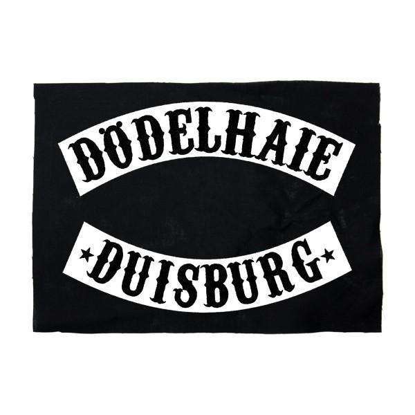 Dödelhaie Duisburg  Backpatch