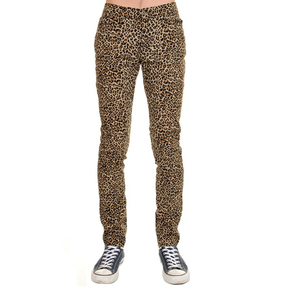 Unisex Leo Skinny Natural Stretch-Jeans