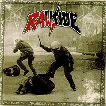 Rawside Staatsgewalt CD