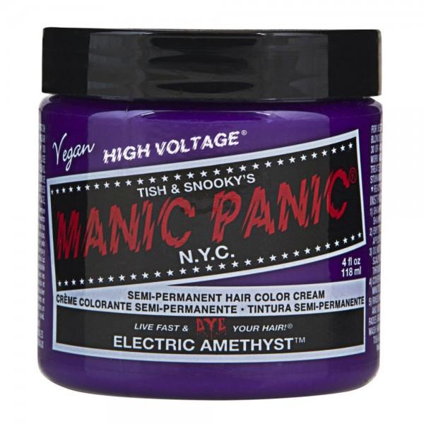 Electric Amethyst Manic Panic Cream Haarfarbe