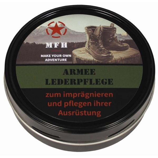 "Schuhcreme ""Army"" schwarz 150ml"