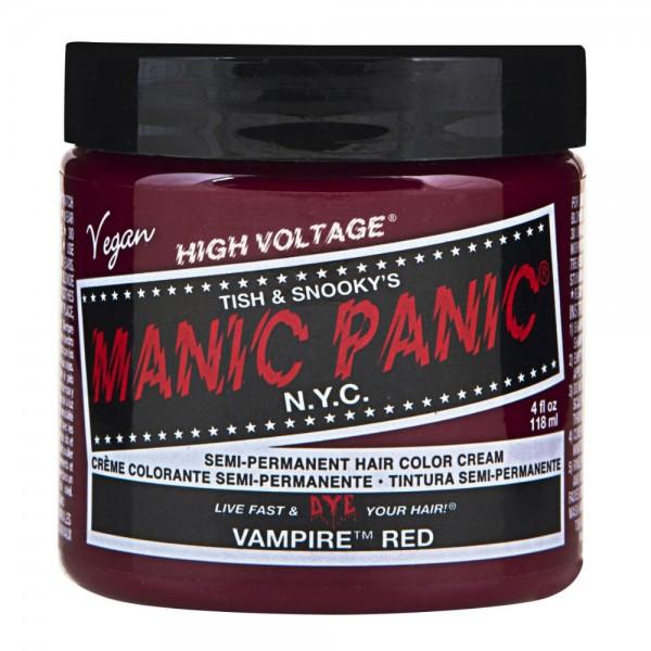 Vampire Red Manic Panic Cream Haarfarbe