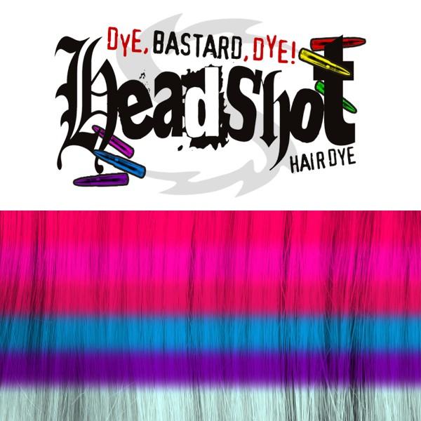 """Headshot """"Einhörner sind kein Punkrock"""" Set 900 ml"""