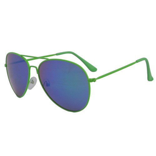 Qwin Pilotenbrille Revo green