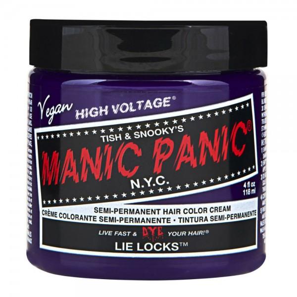 Lie Locks Manic Panic Cream Haarfarbe