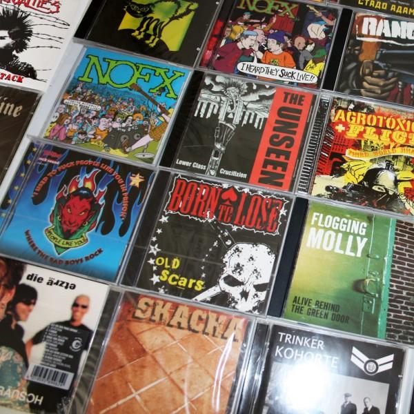 CD Package 5 CDs