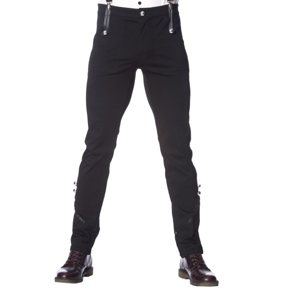 Banned Mens Military Trousers