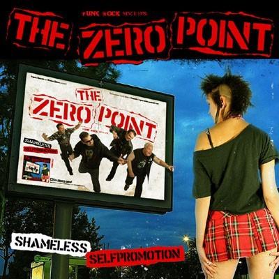 Zero Point - Shameless Selfpromotion CD
