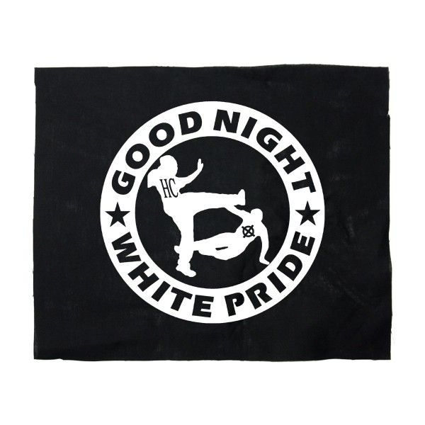 Backpatch Good Night, White Pride