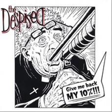 Despised - Give me back my 10% CD