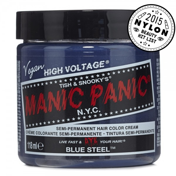 Blue Steel Manic Panic Cream Haarfarbe