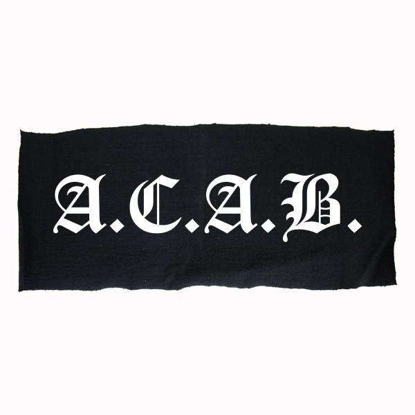 A.C.A.B. Aufnäher