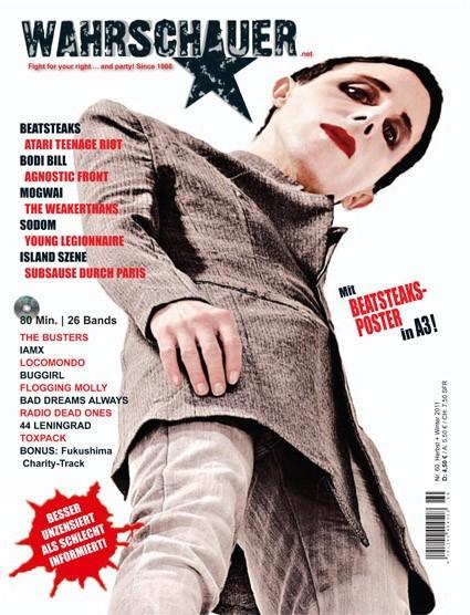 Wahrschauer Fanzine #60 plus CD