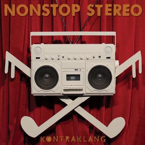 "Nonstop Stereo - ""Kontraklang"" (inkl. Sticker) CD"