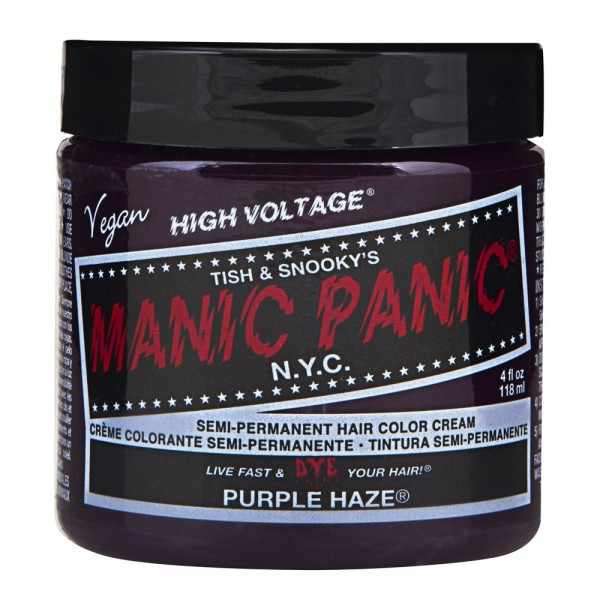 Purple Haze Manic Panic Cream Haarfarbe