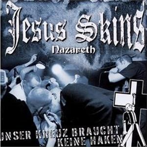 Jesus Skins - Unser Kreuz braucht keine Haken CD
