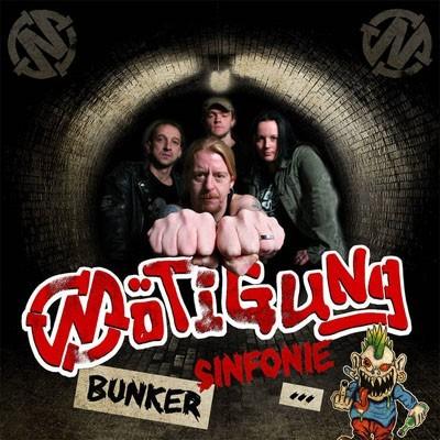Nötigung - Bunkersinfonie in Arschvoll CD