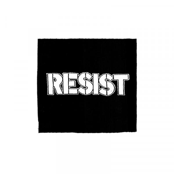Resist Aufnäher