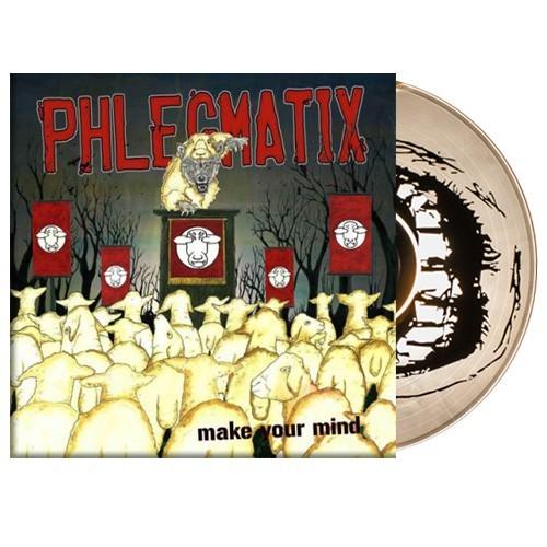 Phlegmatix - Make your mind LP (limitiert)