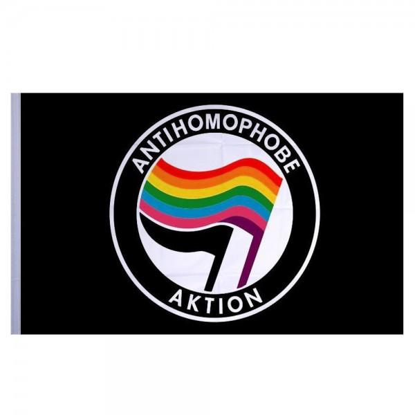 Antihomophobe Aktion Flagge