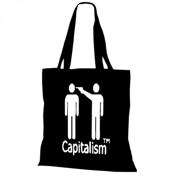 Capitalism Baumwolltasche