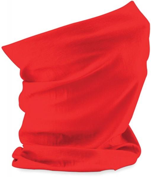 Schlauchschal rot