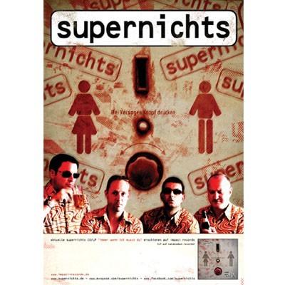 Supernichts - Immer... Poster