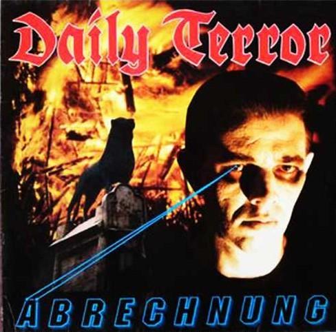 Daily Terror - Abrechnung CD