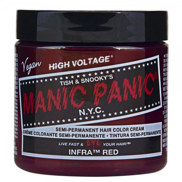 Infra Red Manic Panic Cream Haarfarbe