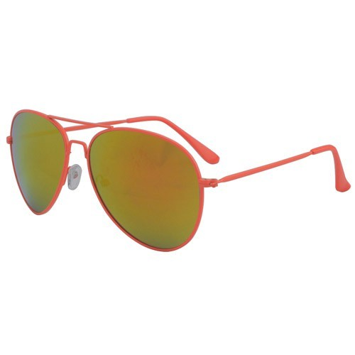 Qwin Pilotenbrille Revo red