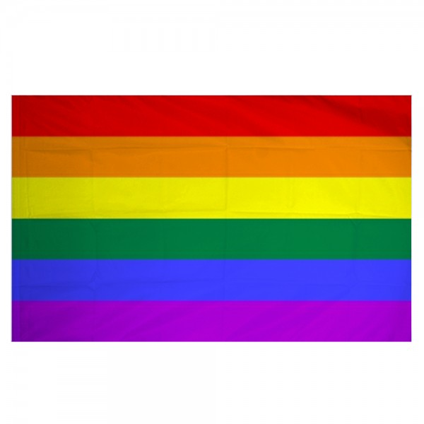 Regenbogen Flagge
