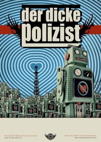 "DDP - ""NAIVE AUTOMATEN"" Poster"