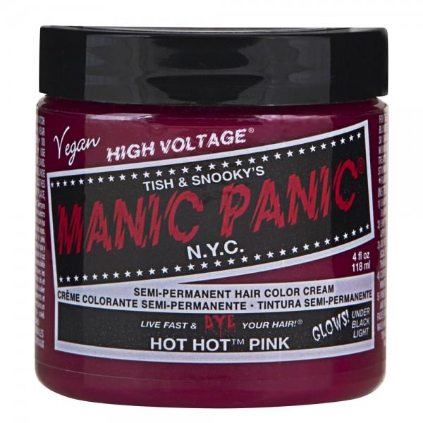 Hot Hot Pink Manic Panic Cream Haarfarbe