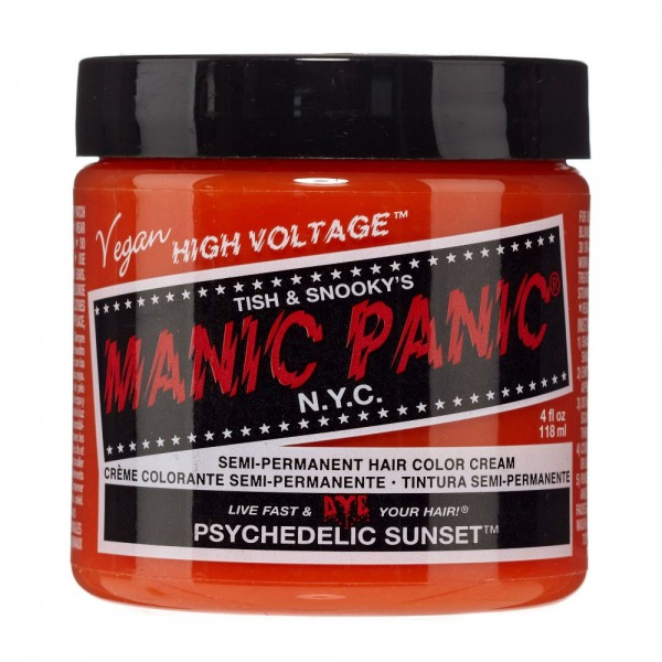 Psychedelic Sunset Manic Panic Cream Haarfarbe